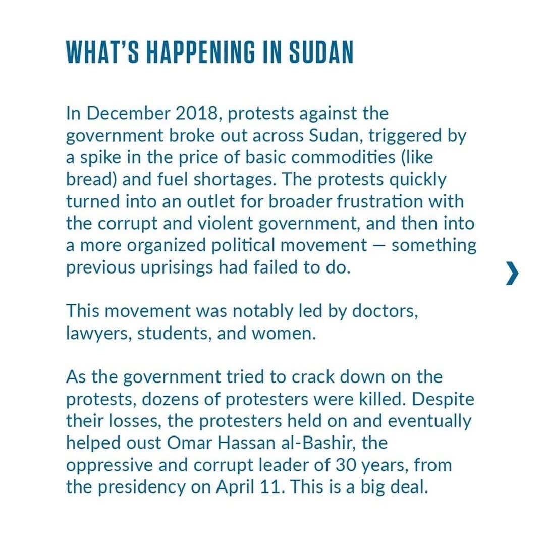 What's happening in Sudan and what we can do to help.  #SudanMassacre <br>http://pic.twitter.com/WjOubRpc9r