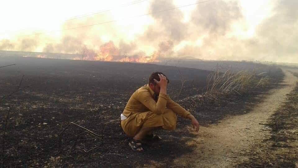 #العراق انتهَت حلُولْ الأرضّ ، الأمرَ مترُوك للسمَاء .. حسبنا •اللّـہ̣̥ وكفى لاتحزن رئيس الوزراء يقول امر طبيعي