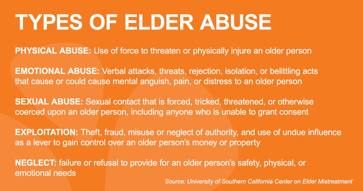 Since 2006, organizations across the globe have united each June 15 for World Elder Abuse Awareness Day. Together we can promote a better understanding of abuse and neglect of older people. Learn more at @NCEatUSC: hubs.ly/H0jd9T70 #WEAAD