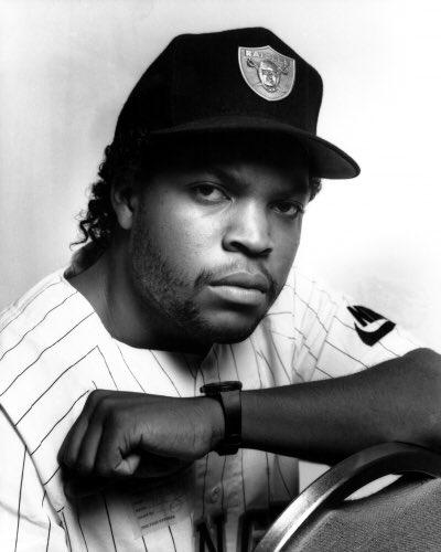 Happy 50TH Birthday Ice Cube!