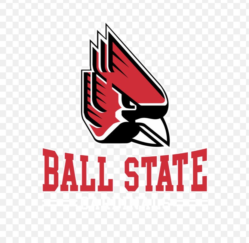Blessed to receive a D1 offer from Ball State university. Thanks to coach whitford and the coaching staff. #ChirpChirp 🔴⚪️
