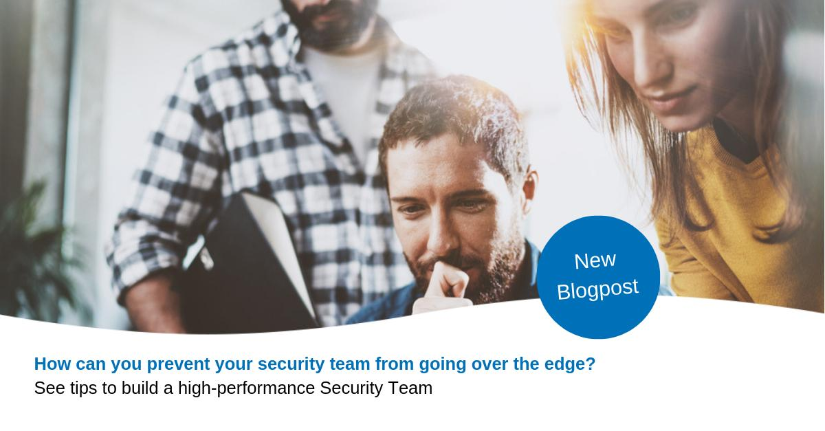 Build positive #mentalhealth into your #Cybesecurity Team.  See tips to build a high-performance team: http://bit.ly/Build-Security-Team … #networksecurity #threatdetection #CISO #APT #ITinfrastructure #CloudComputing #AWS #Azure #mentalhealthweek