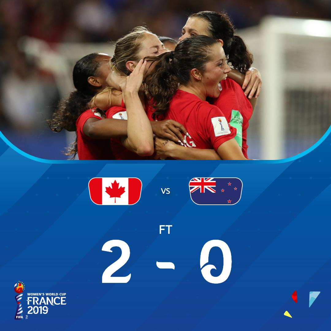 Canada-Nouvelle Zélande