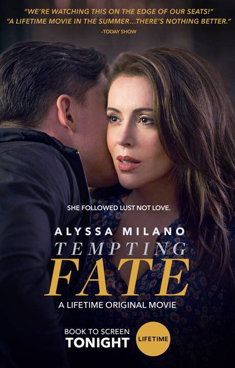 @Alyssa_Milano's photo on #TemptingFate