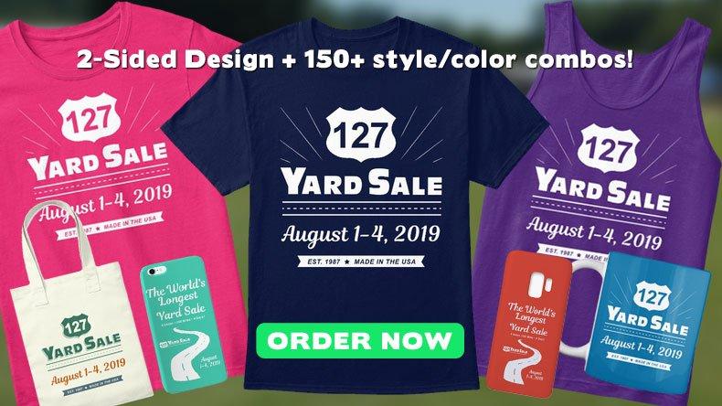 127 Yard Sale (@127yardsale) | Twitter