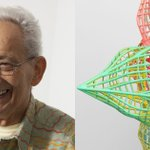 Image for the Tweet beginning: Frank Stella on how he's