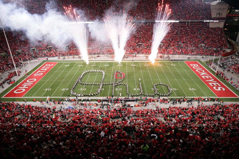 Extremely thankful to receive an offer from THE Ohio State University @OSUCoachKDub @ryandaytime