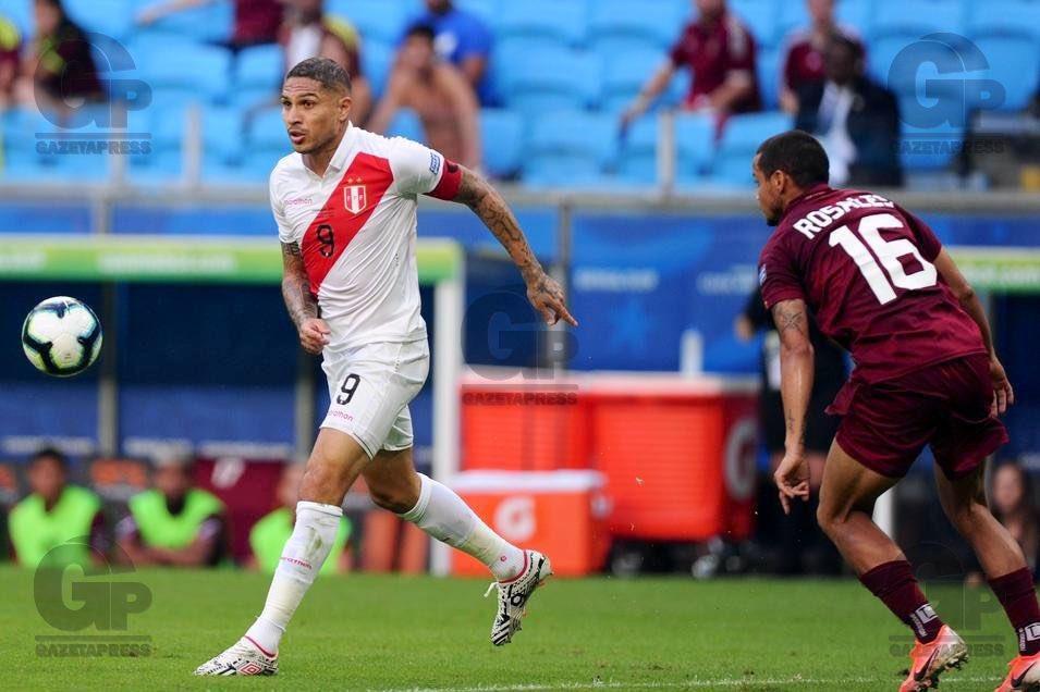 FIM DE JOGO! Venezuela 0x0 Peru