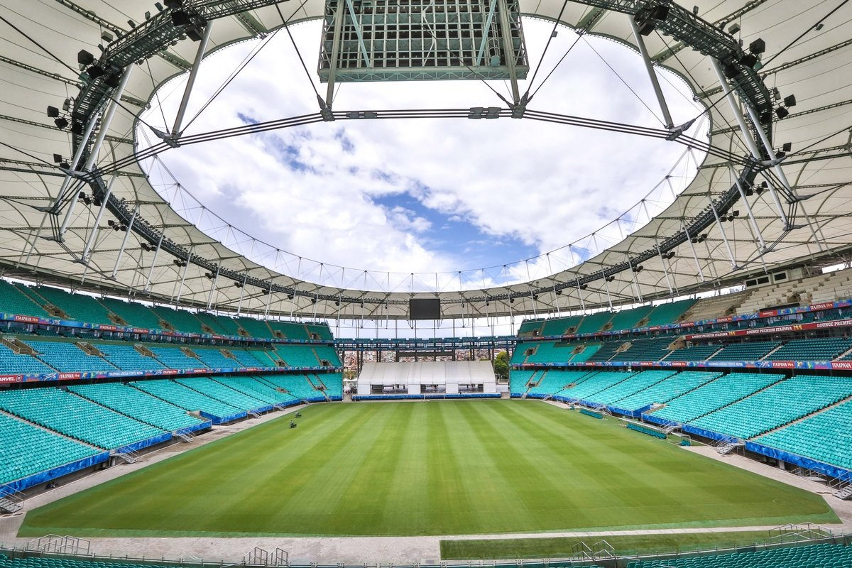 🏆 | Copa América - 1ª rodada (grupo B) ⚽ Argentina x Colômbia 📍Arena Fonte Nova 🕑 19h00 BR • 23h00 PT 📺 SporTV