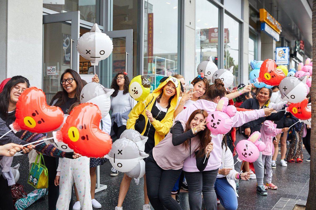 test Twitter Media - Finally, the wait is over 🎉 Thankful for the good vibes 😎 It's better when we're together! 📍 6922 Hollywood Blvd, Los Angeles, CA 90028 👉 https://t.co/yRSzew3wIw  #WELCOME #NOWOPEN #GRANDOPENING #JUNE15 #SPECIALEVENTS #LINEFRIENDS #BT21 #PERMANANET #STORE #HOLLYWOOD #LA https://t.co/w4UeXJ5Nsa