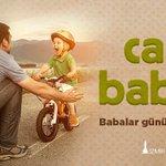 Image for the Tweet beginning: Tüm babalarımızın Babalar Günü kutlu