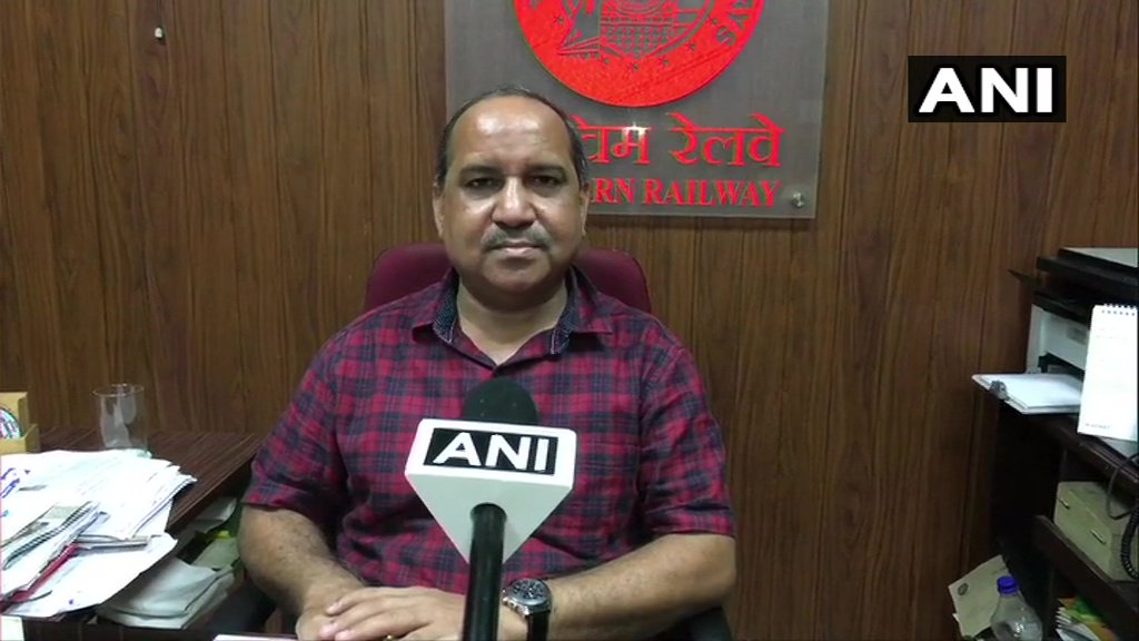 Western Railway Senior PRO Jitendra Kumar Jayant: A proposal of providing head & foot massage services on 29 trains, had been put forward by Ratlam Division. Railway admn has rejected the proposal respecting the views of the people's representatives who had criticised it. (15.06)