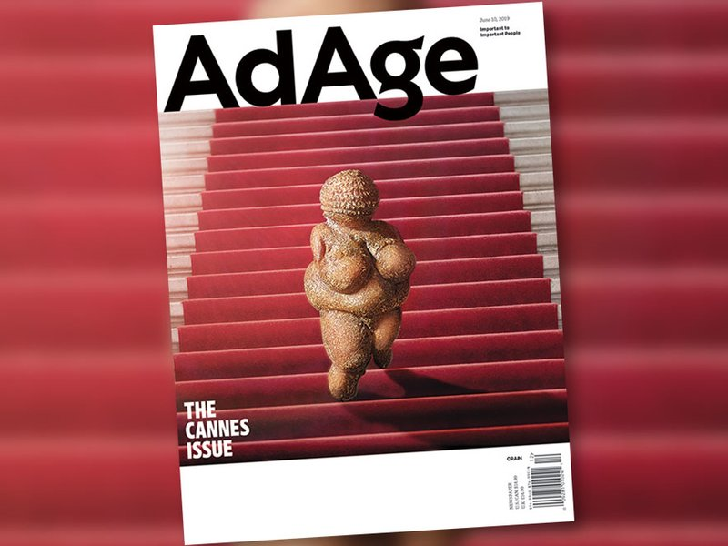 Why an ancient Venus figure is our Cannes cover girl http://bit.ly/2If3vzX