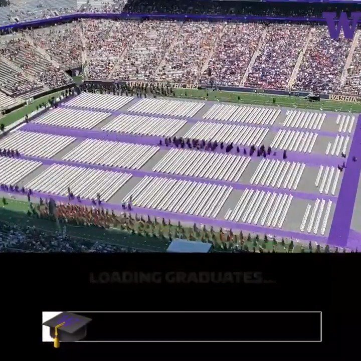@uwnews's photo on #UWgrad19
