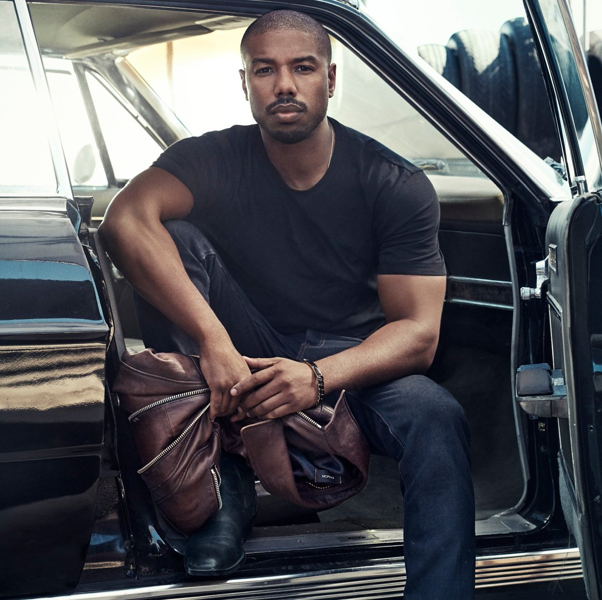 Rebels, mavericks, dreamers and #MichaelBJordan. What do they have in common? They all drive their lives in #CoachPlatinum and #CoachforMen scents. http://on.coach.com/MenFragrance #CoachNY