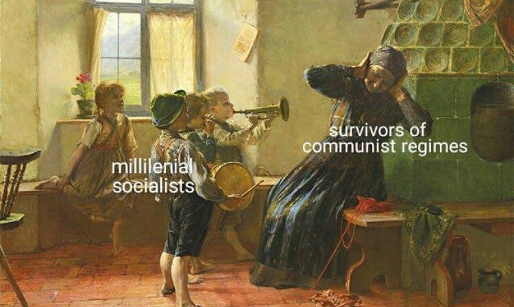 Except for the socialism.   I'm Venezuelan, socialism kills. <br>http://pic.twitter.com/5V1U0IG70r