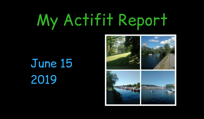 My Actifit Report: June 15 2019  https://steemit.com/actifit/@flaxz/actifit-flaxz-20190615t214511736z …  #actifit #steem #steemit #humanizesteem #palnet #life #health #walking #pictures #crypto #blockchain