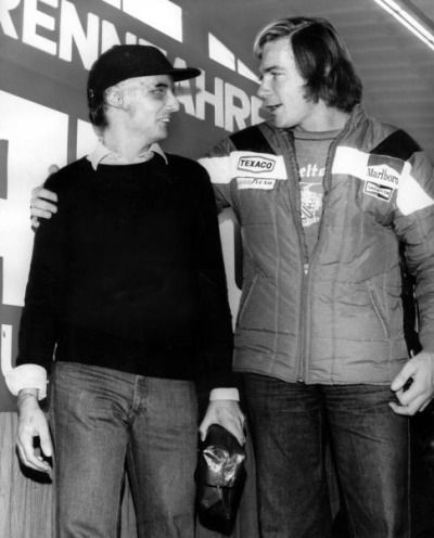 Known as a playboy and a kind of rock star celebrity among drivers, #JamesHunt was an explosive, but a dear and supportive man loved by many of his colleagues, including Niki Lauda with whom he was a great friend off-track https://t.co/9DUaU12mAa https://t.co/MTMWdMsW5C