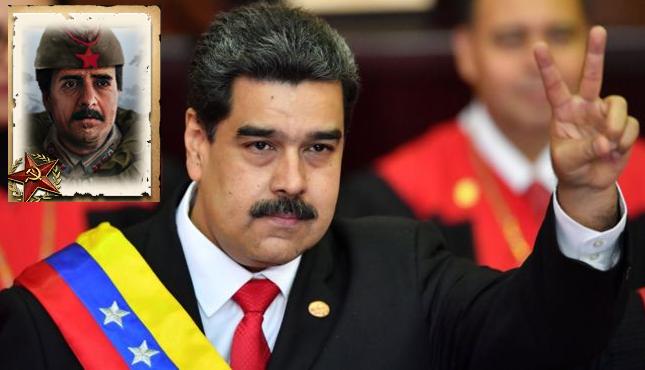 New CoH2 Soviet Commander looks like Nicolas Maduro <br>http://pic.twitter.com/yrcZ7E1wVA