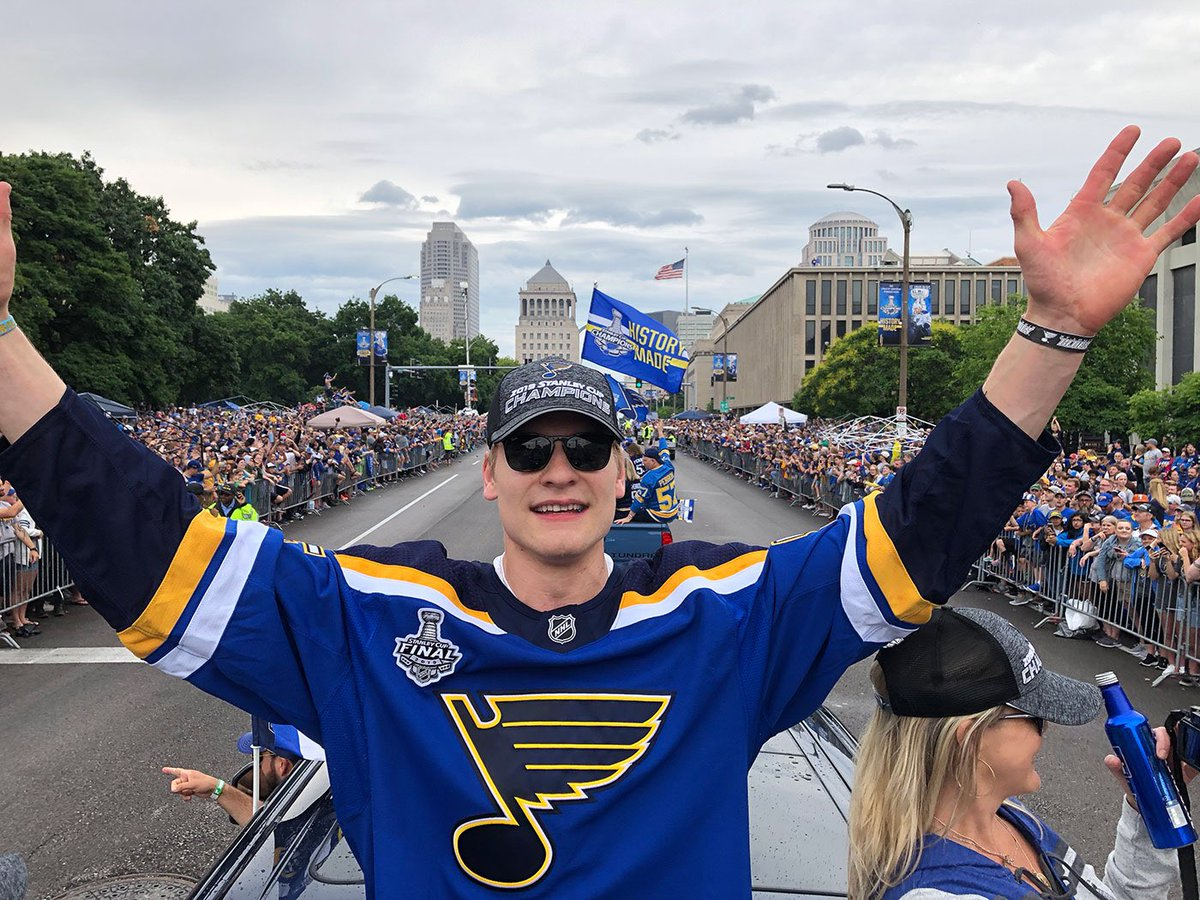 What a day!   Congratulations to the Stanley Cup Champions!