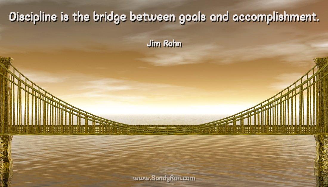 Discipline is the bridge between goals and accomplishment. #quotesforlife #SuccessQuotes<br>http://pic.twitter.com/DANSTYfrZX