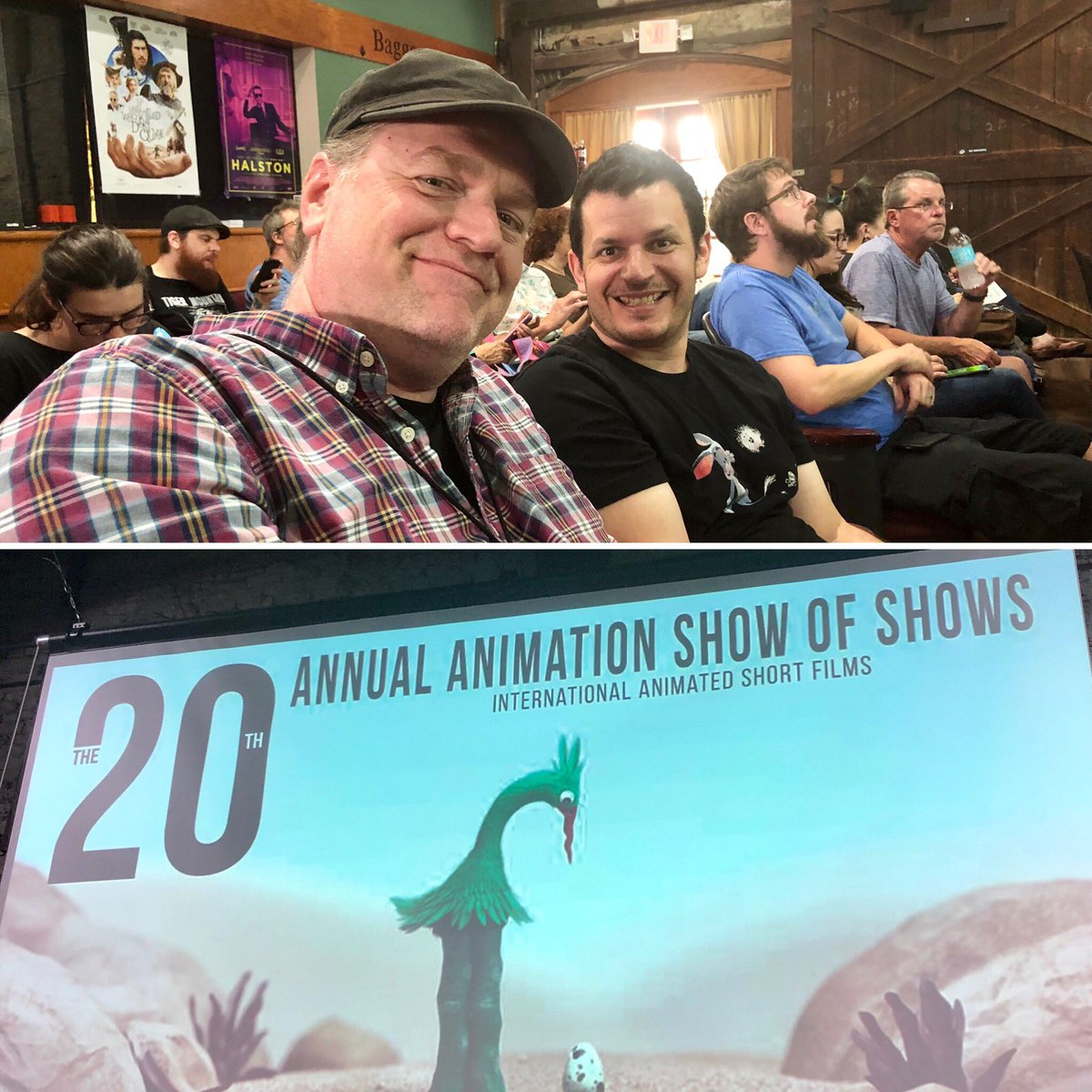 Excited to be at Show of Shows and Q&A w/Liron Topaz @floridaanimationfestival   #createtally #Tallahassee #TallahasseeArt #TallahasseeArtist  #IheARTtally #animation #summercamp #tallylocal #tallahasseecreates #cityoftallahassee #tlh  #shoplocaltally #visittallahassee #tally