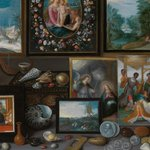 Image for the Tweet beginning: The eccentric cabinets of curiosity