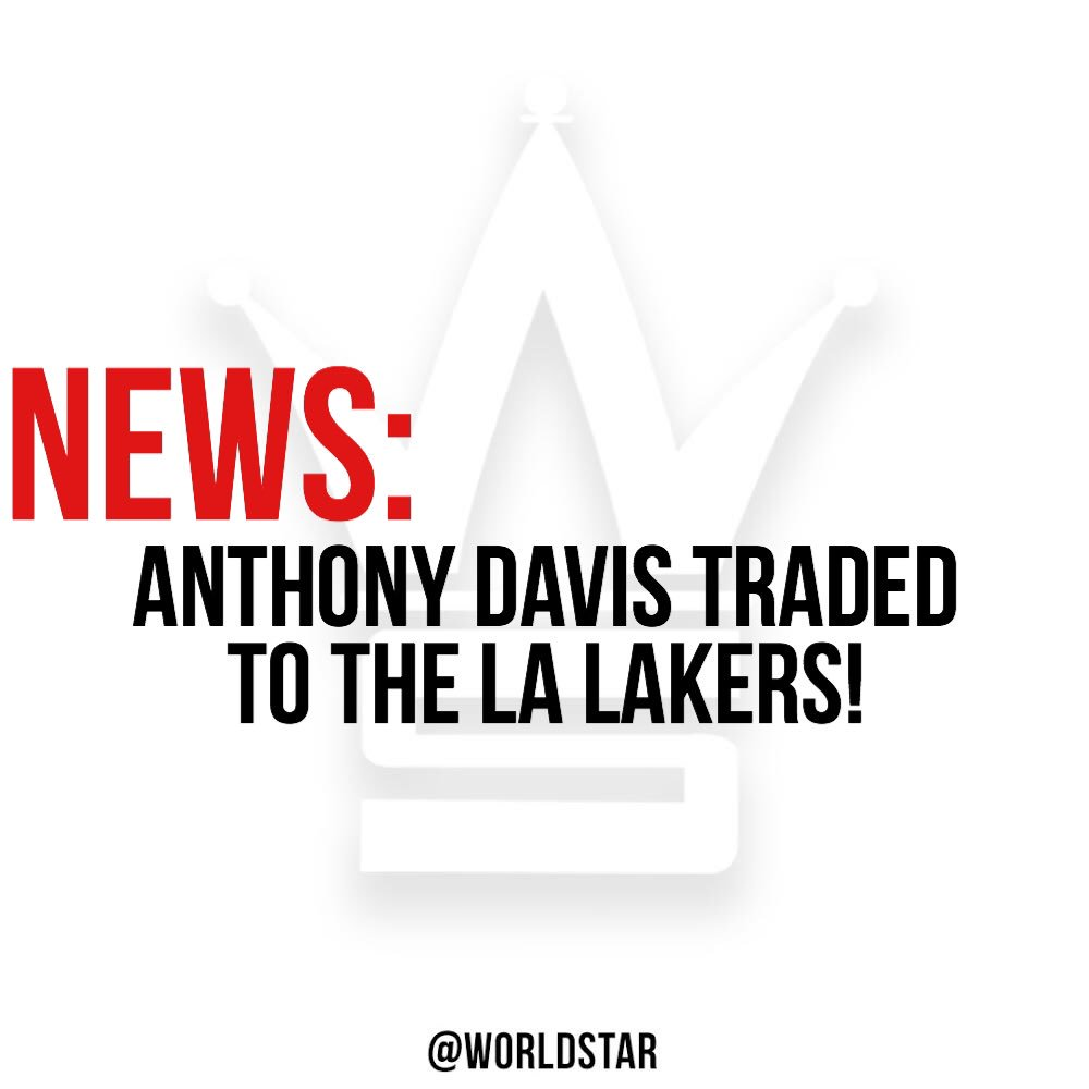 @WORLDSTAR's photo on #AnthonyDavis