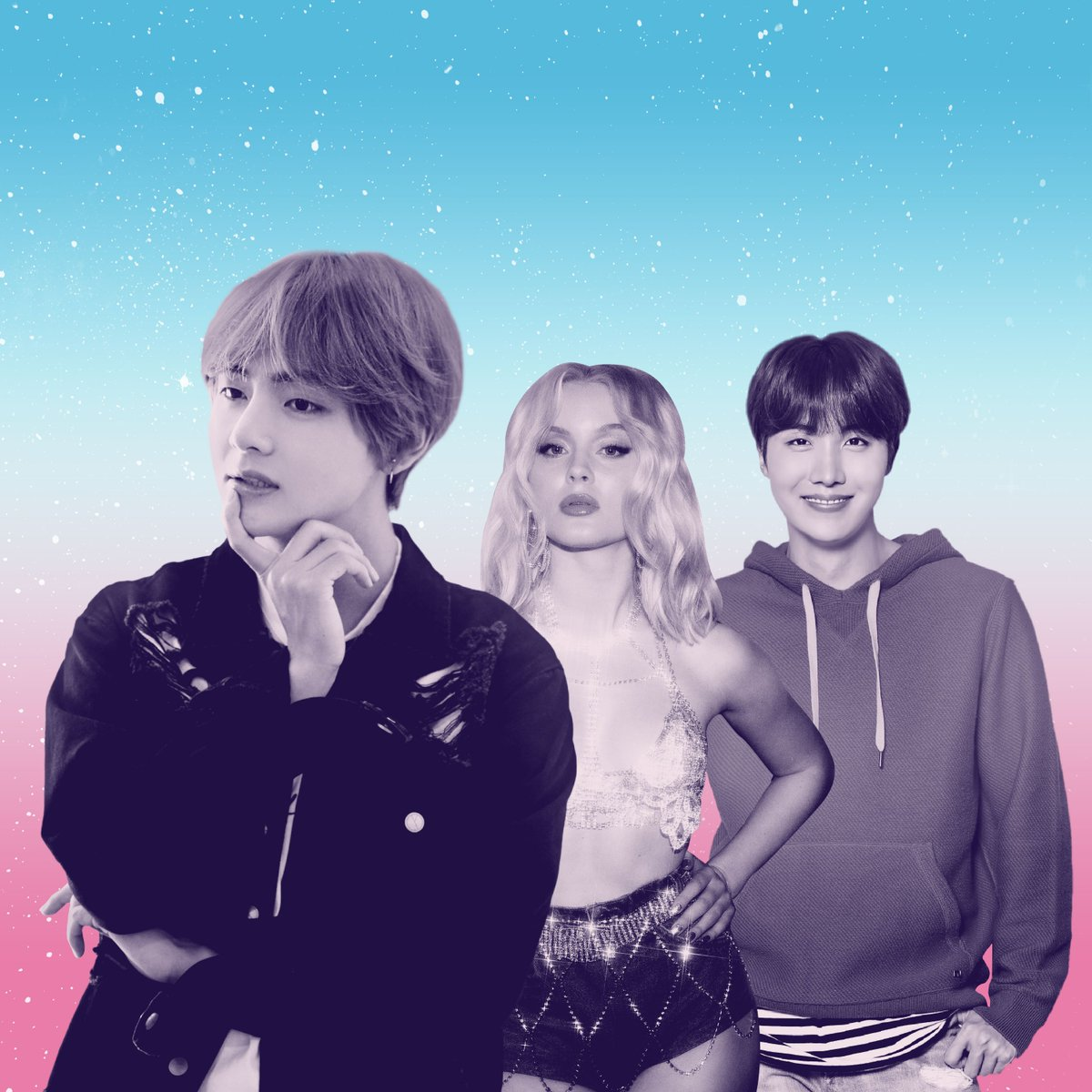 Skin is clear✅ Crops are flourishing✅ Are you listening to #ABrandNewDay by @bts_bighit and @zaralarsson ? spoti.fi/ABrandNewDay