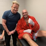 Image for the Tweet beginning: Tyson !!!! Well done @Tyson_Fury