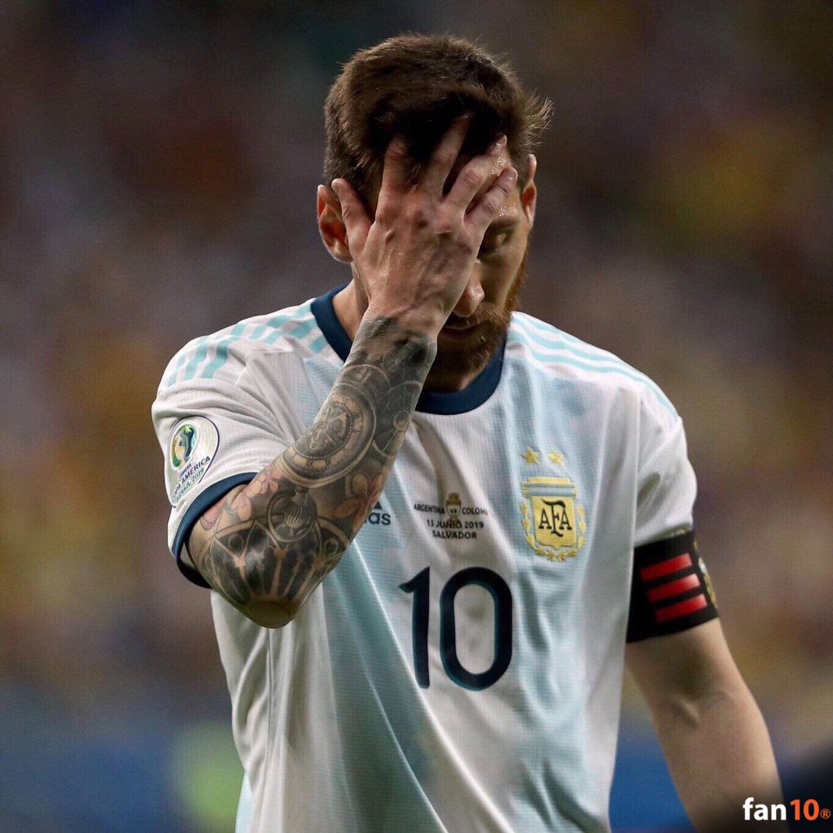 Cada uno a lo suyo #CopaAmerica