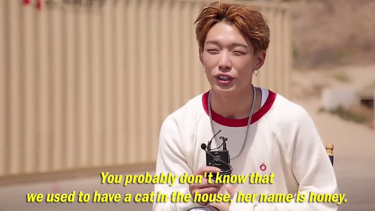 probably u don't know bout the story of hanbin and bobby meowing at eo from different rooms   #JUS7FORiKON #DoubleB #ForHanbin <br>http://pic.twitter.com/0N3j2cIdGS
