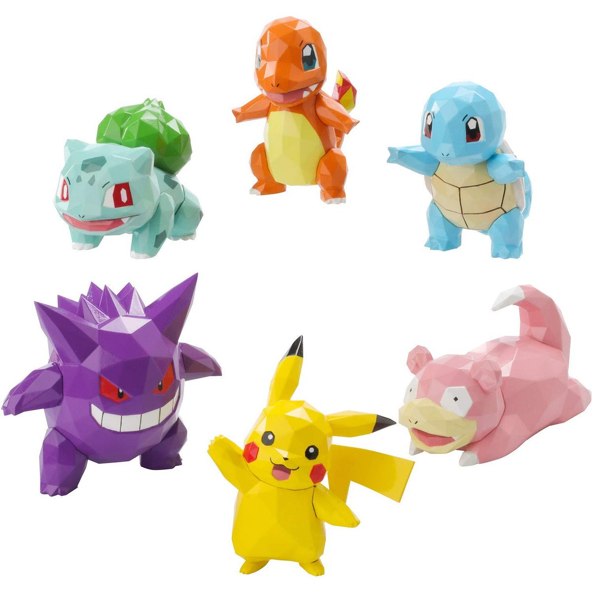 POLYGO Pokémon Mini Collection announced. Sold in boxes with random figure inside. Set of 8 boxes available for international shipping through Amazon Japan amzn.to/2KhJsmV