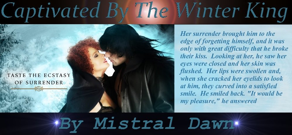RT MistralKDawn #Taste The #Ecstasy Of #Surrender! http://www.amazon.com/dp/B016NHLDT0/  #BookBoost #Fantasy #Romance #FairyTaleLove #PNR