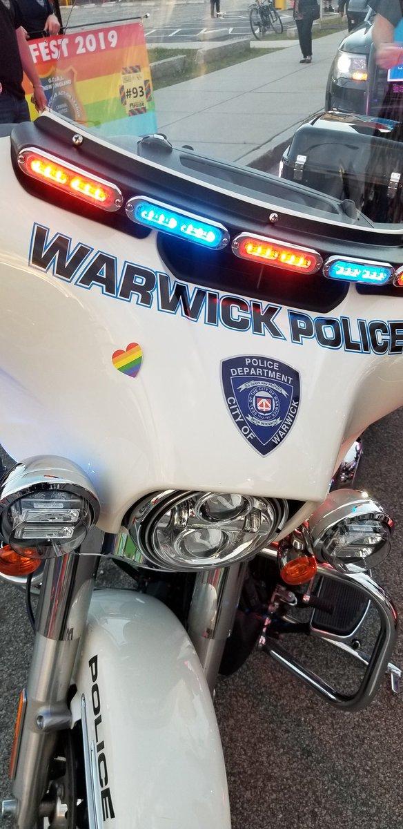 Warwick Police (@warwickripd) | Twitter