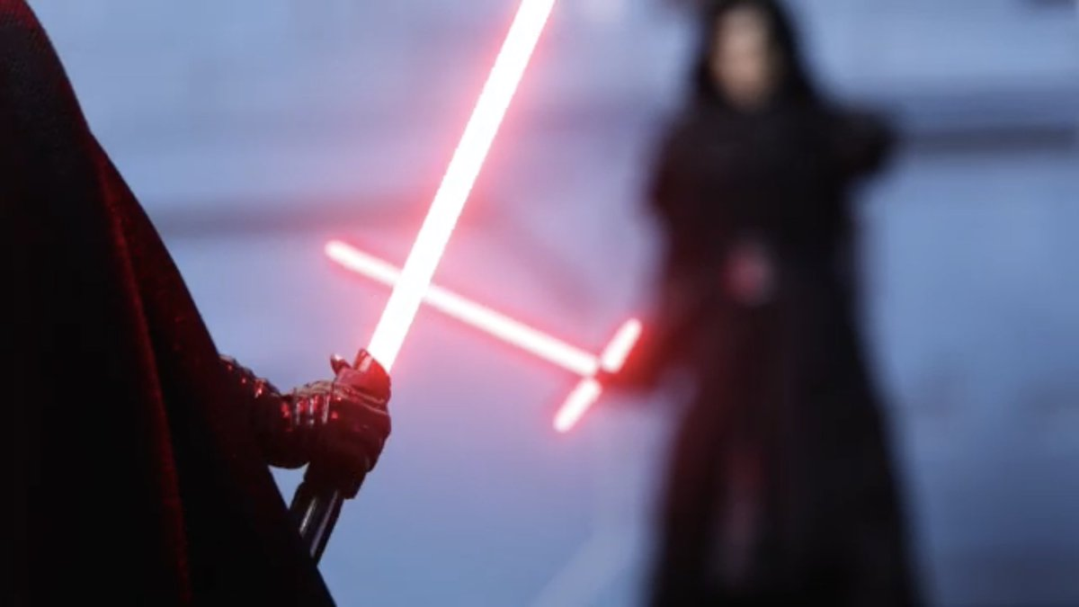 VIDEO: Star Wars: Kylo Ren vs. Darth Vader Stopmotion by Enaver Stop Motion Films #StarWars #StopMotion #DarthVader #KyloRen https://youtu.be/oxRQUxXS9II