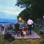 Image for the Tweet beginning: Summer Sunset Concerts Series kicks
