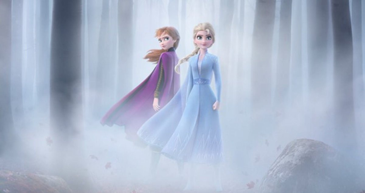 RT @HotMomsClubBuzz: Frozen 2: Elsa And Anna Mean Business In New Poster For Disney Sequel https://t.co/JeLmmP64XG https://t.co/out8l90yna
