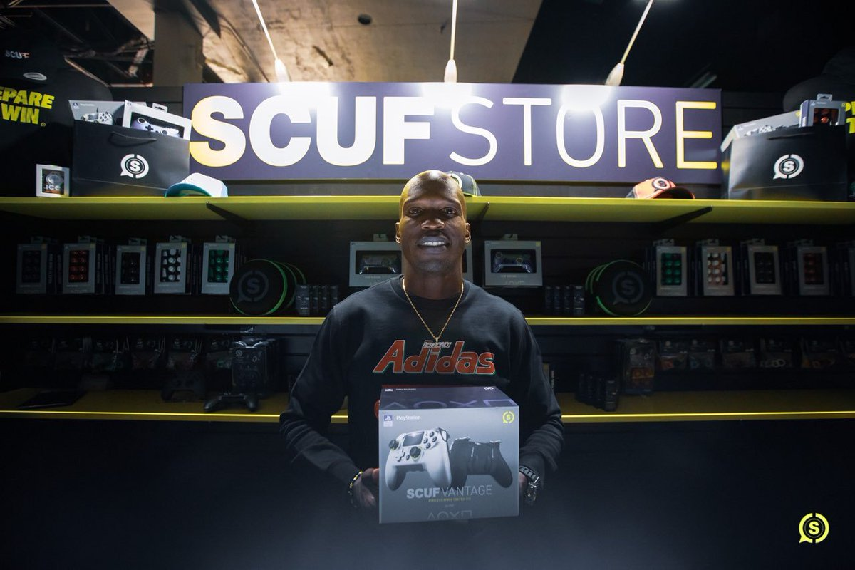 A special thank you to @ajMatthysse & everyone at @ScufGaming for the Scuf Vantage controller