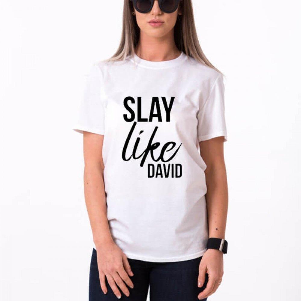 #adventure #travel Slay Like David Christian T Shirts