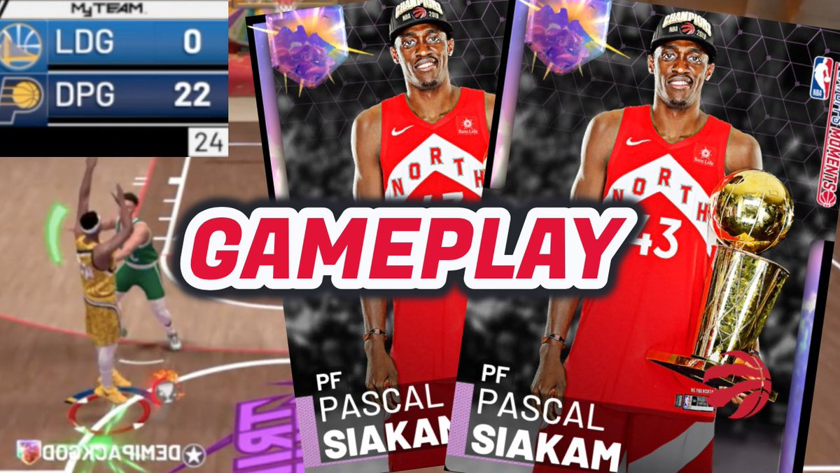 Nba Champion Potentially MIP Of The Year Pascal Siakam Gameplay 🎥 https://m.youtube.com/watch?v=AFaloRaFaAs… #gameplay @pskills43 #raptors #ps4 #nba2k19 #gaming #youtube #mip #mostimproved #games #CanadaDay #champs #NBAChampionship #finals