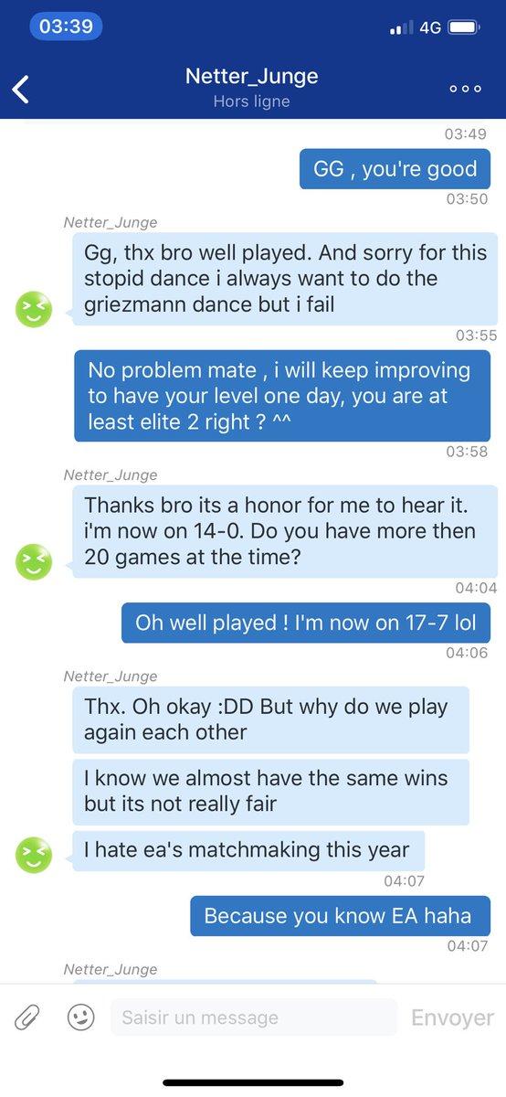 Matchmaking en ligne