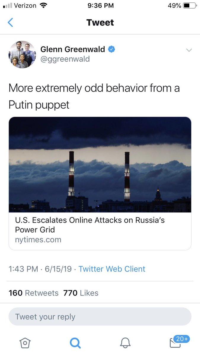 Sam Stein (@samstein) on Twitter photo 16/06/2019 01:37:04