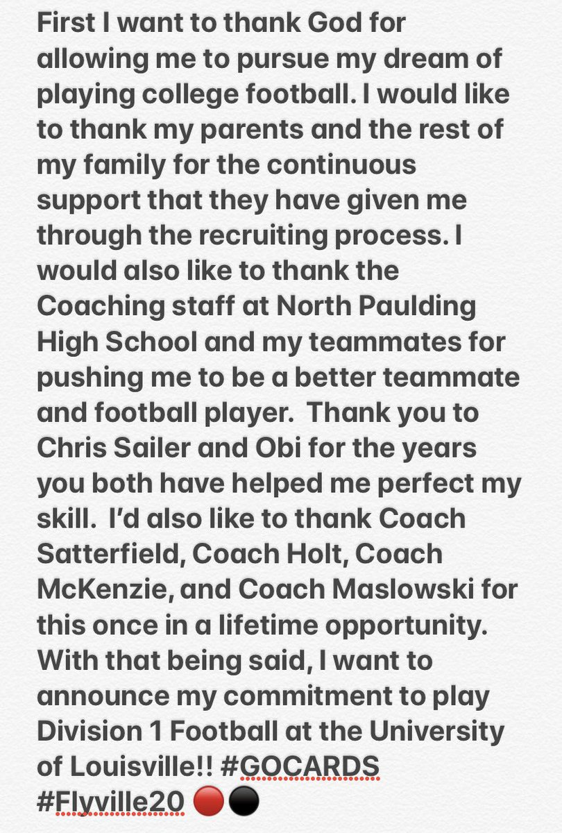 Brock Travelstead, 5-Star Kicker, Announces His Commitment
