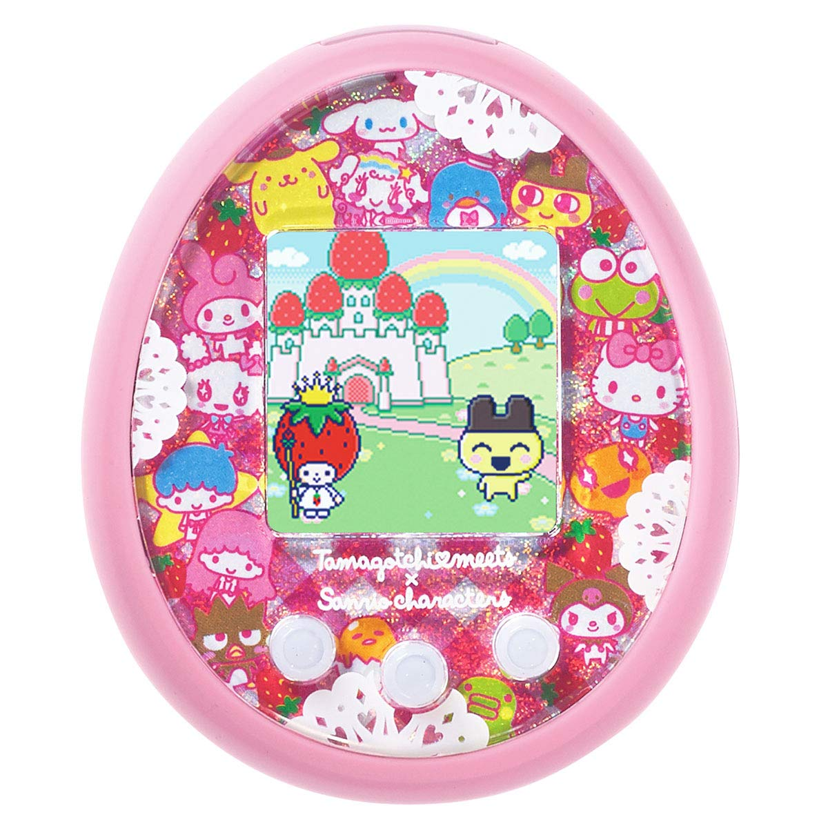 Not Pokémon related, but the Sanrio Tamagotchi Meets was released in Japan yesterday and it is absolutely adorable amzn.to/2IR1Kbw