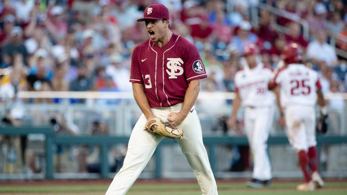 @FSUBaseball's photo on Drew Parrish