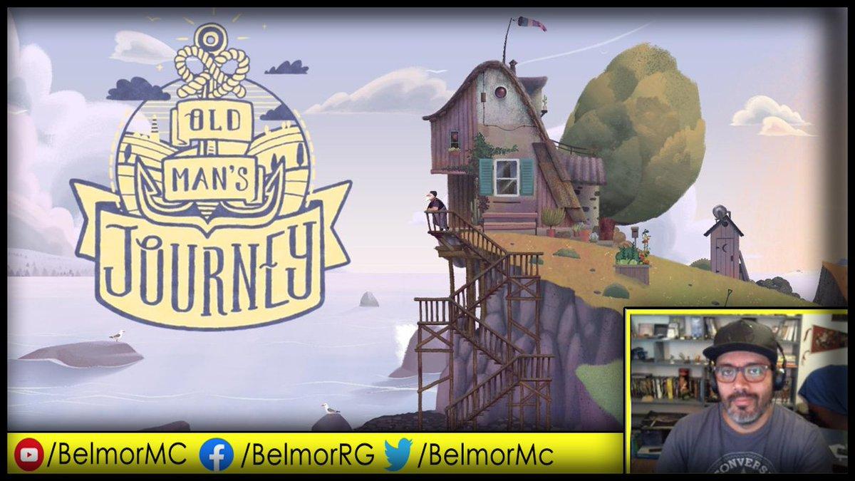 Old Man's Journey Live Gameplay  No se olviden seguirme a darle Like a mi página de streaming o seguirme Me ayudaran a llegar a los 100 seguidores Gracias 🤓 #facebooklive #facebookgaming #live #gameplay https://www.facebook.com/BelmorRG/videos/774553656273481/…