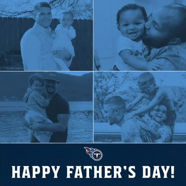 Happy #FathersDay to all of the wonderful #Titans dads 💙