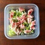 耐熱容器1つで簡単!冷凍ご飯を解凍せずに使える。画期的チャーハン!