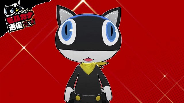 NEWS: See Whats New in Persona 5 Royal in Second Morgana Report Video ✨ More: got.cr/royalreport